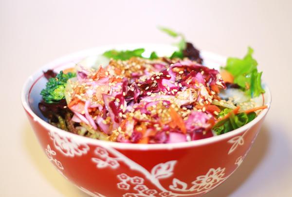 Cucumber Salad Rice Wine Vinegar