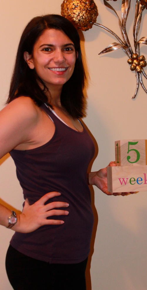 11 weeks pregnant. 11 weeks: