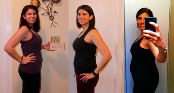 17 Weeks: Big changes | RhodeyGirl Tests