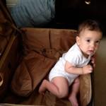 raffi in suitcase