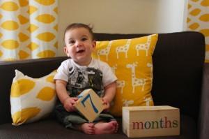 raffi 7 months