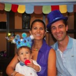 raffi's first birthday