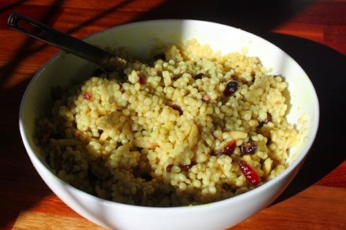Whole Foods Autumn Couscous Recipe