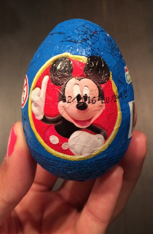mickey mouse clubhouse surprise egg