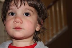 raffi as toddler