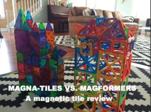 A review of all magnetic tiles brands on rhodeygirltests.com