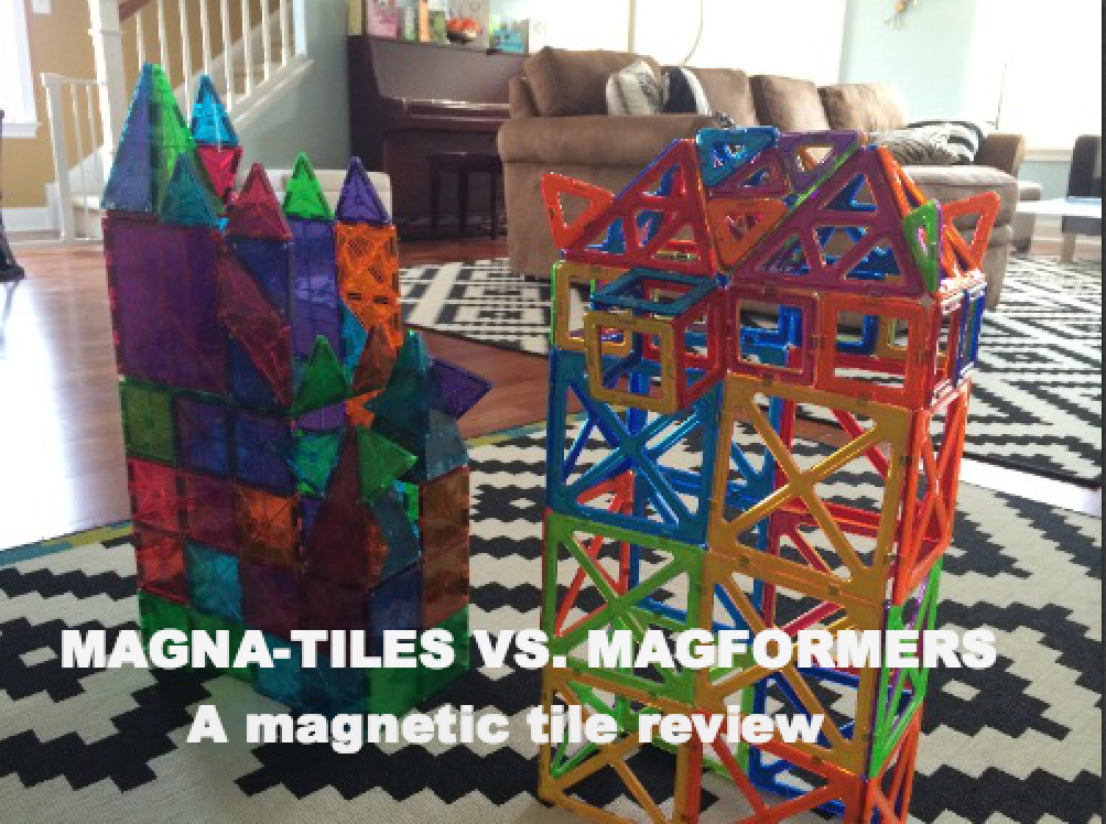 A Review Of All Magnetic Tiles Brands On Rhodeytests Magna