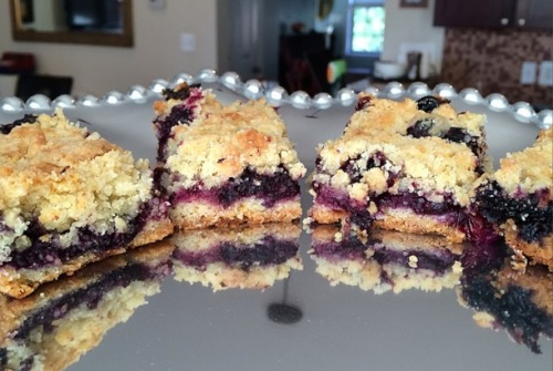 Blueberry Bars Smitten Kitchen