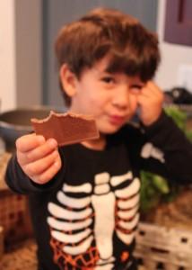 Aldi chocolate
