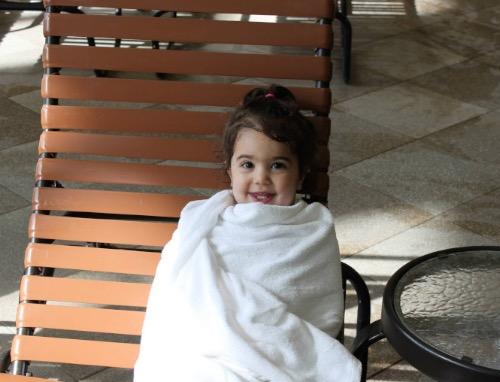 alessandra age 2